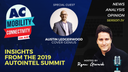 Insights from the 2019 AutoIntel Summit with Austin Ledgerwood from Cover Genius