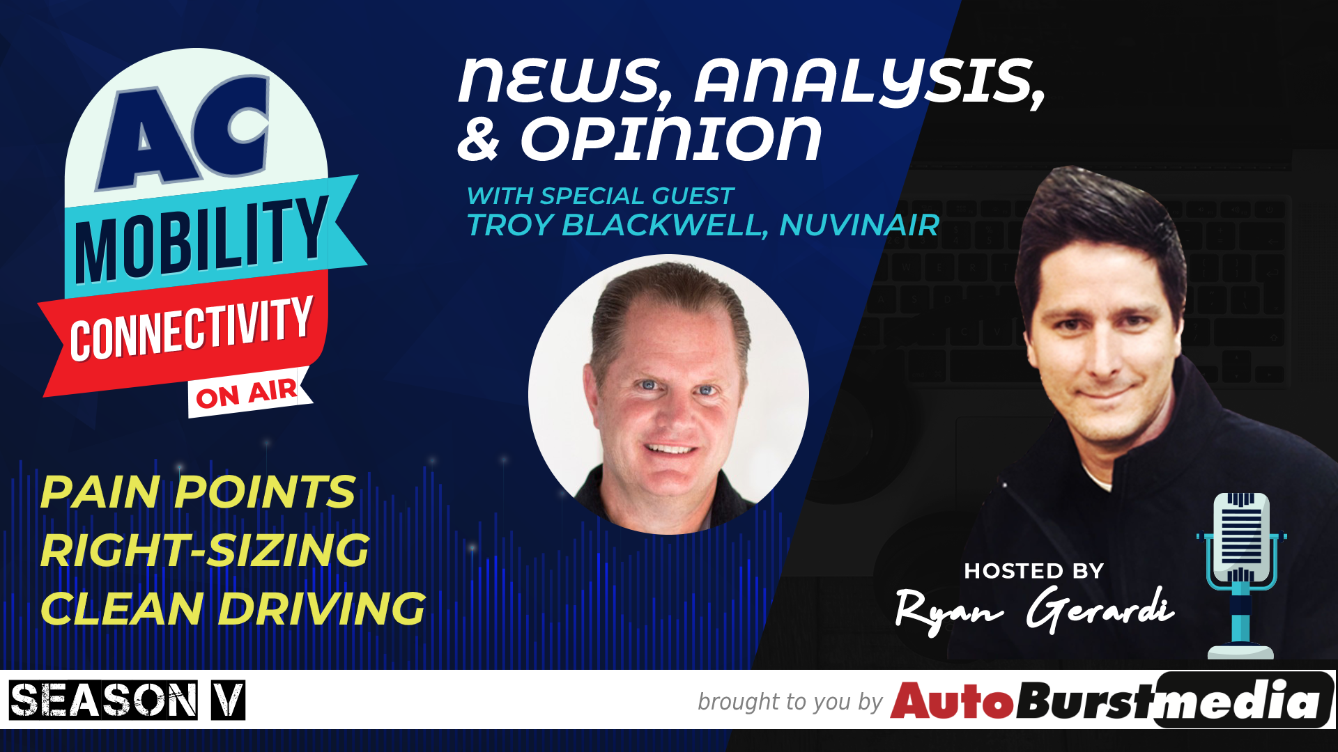 Pain Points for Car Dealerships – Conversation with Troy Blackwell from NuVinAir [VIDEO]