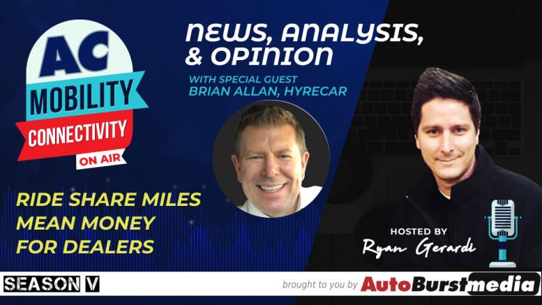 Brian Allan, HyreCar on AutoConverse