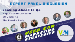 Looking Ahead in Used Cars for Q4 2019 - Expert Panel Discussion