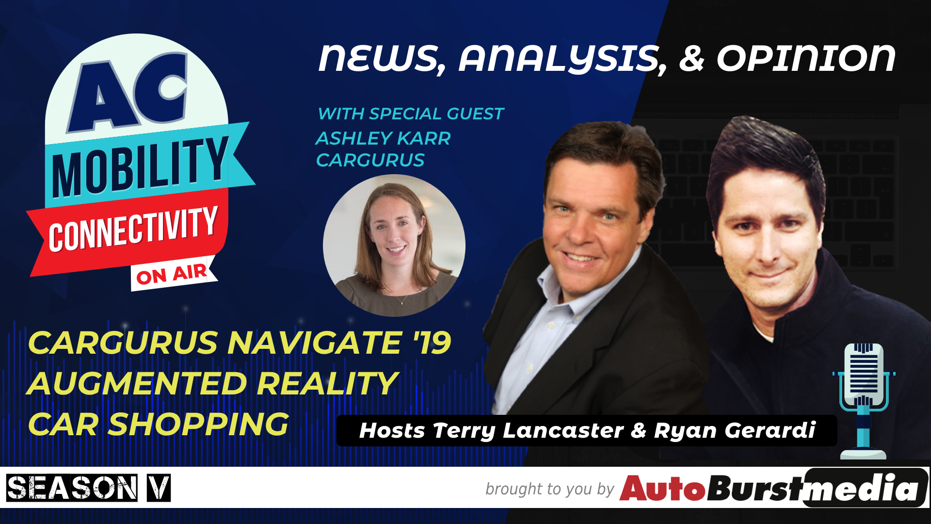 WED OCT 09 – This Week in Mobility Tech: Overview of CarGurus Navigate '19 User Conference