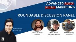 Advanced Auto Retail Marketing Session
