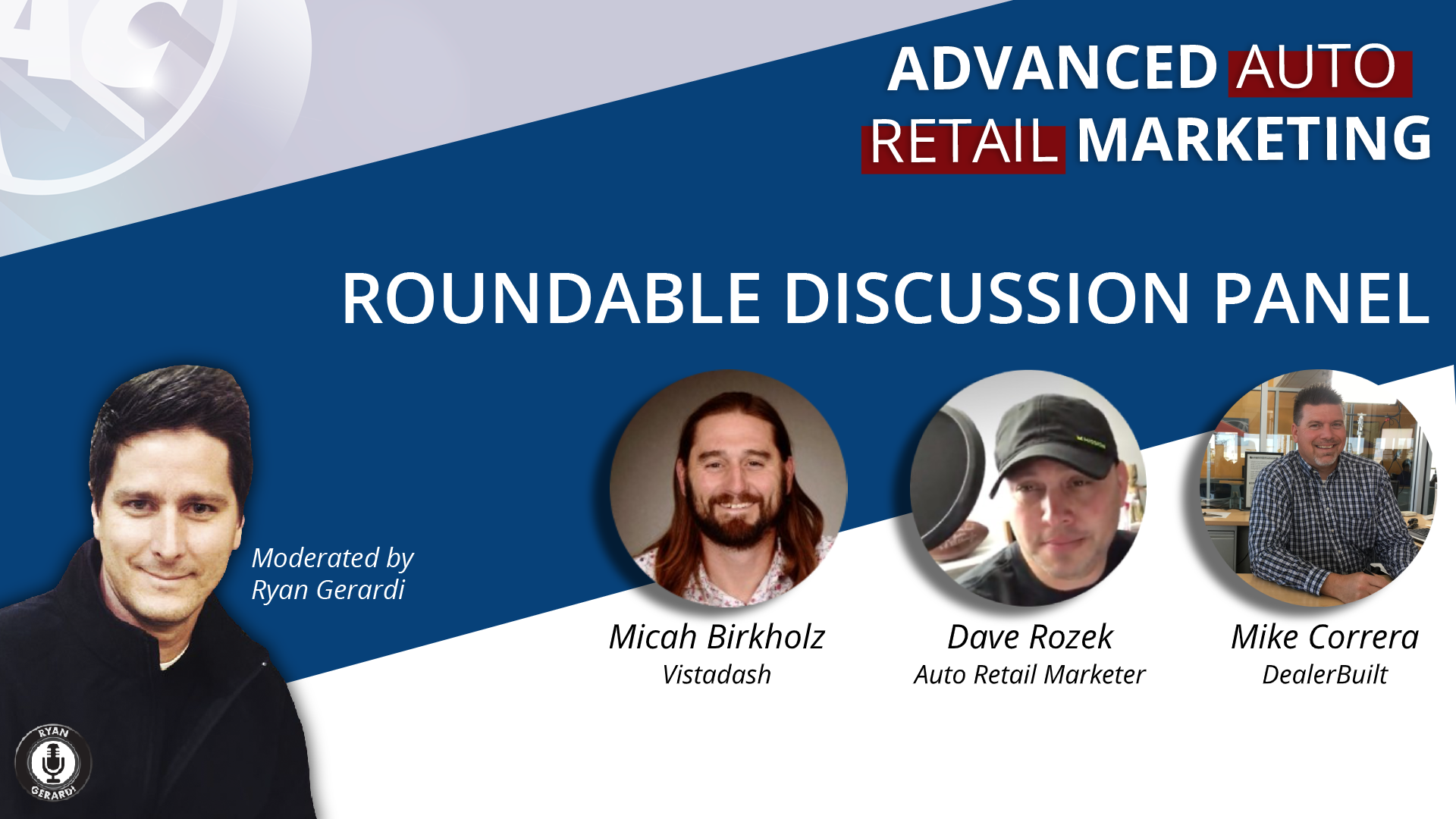 TUE NOV 12. Budgeting and Forecasting for Auto Retailers in 2020 💬 Panel Discussion