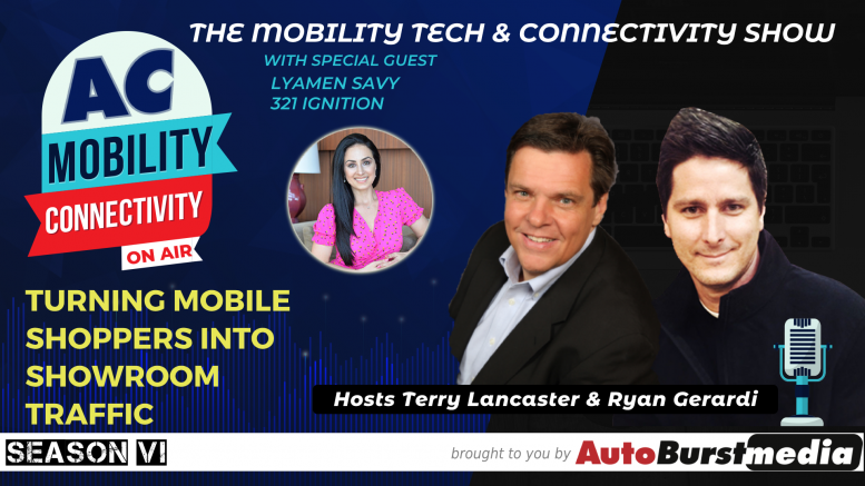 321 Ignition Founder & CEO Lyamen Savy on the Mobility Tech & Connectivity Show