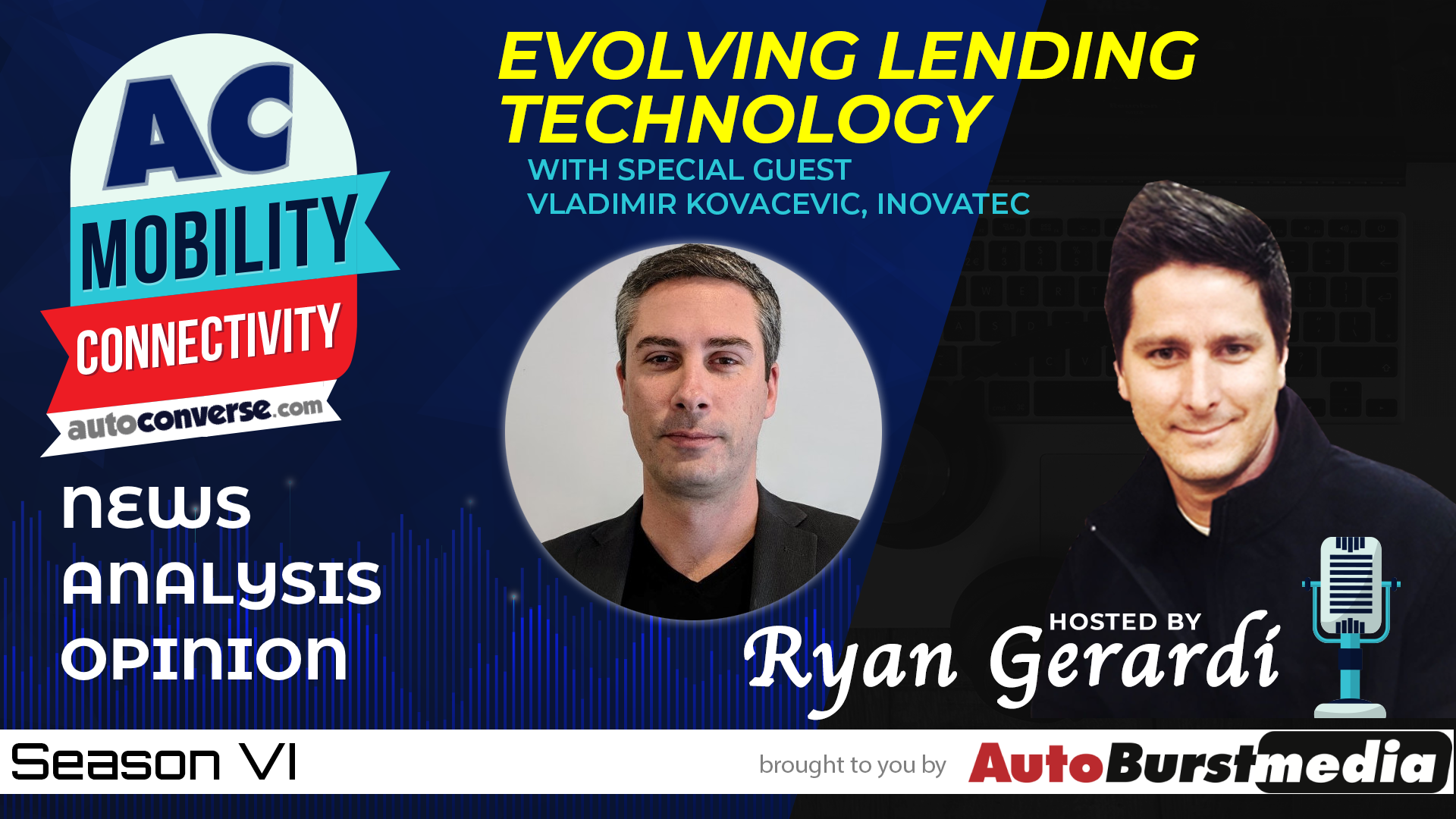WED FEB 26. MTC Show. Evolving Lending Technology Is Reshaping the Way Consumers Transact in Private Automotive Sales