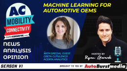 Greta Cutulenco on the Mobility Tech & Connectivity Show