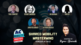 Shared Mobility Mastermind