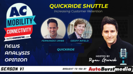 Geoff Infeld and Fernando Uribe from QuickRide on the Mobility Tech & Connectivity Show