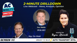 Mobility Tech & Connectivity Show ft. Joe Webb from DealerKnows Consulting