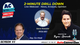 Mobility Tech & Connectivity Show ft. Steve Roessler from DriveCentric