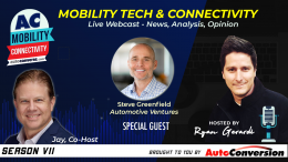Steve Greenfield on the Mobility Tech & Connectivity Show
