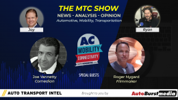 Joe Yannetty and Roger Nygard on the Mobility Tech & Connectivity Show