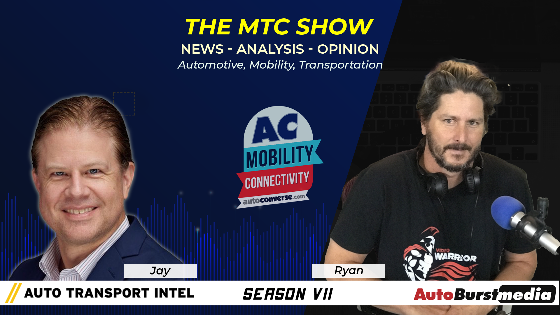 Mobility Tech & Connectivity Show with Jay & Ryan