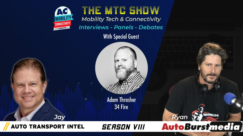 Adam Thrasher on the Mobility Tech & Connectivity Show