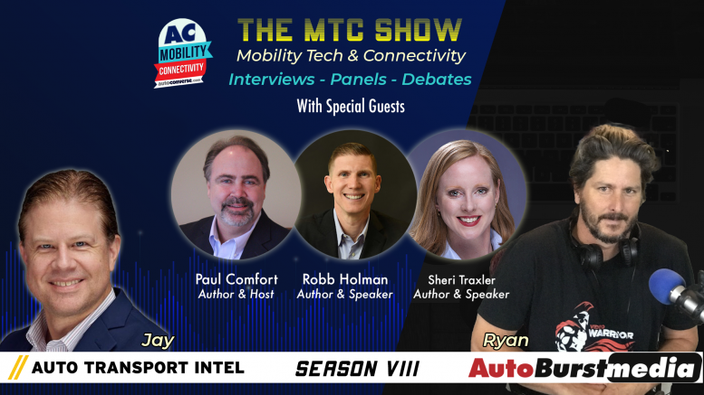 The Mobility Tech & Connectivity Show