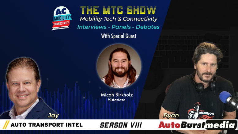 Micah Birkholz on the Mobility Tech & Connectivity Show