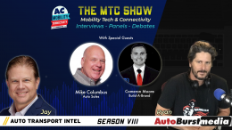 Mike Columbus and Cameron Moore on the Mobility Tech & Connectivity Show