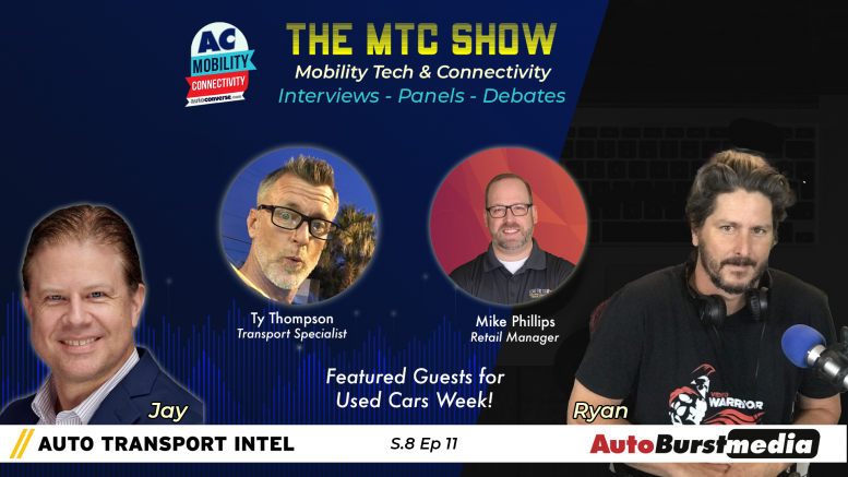 Used Cars Week on the Mobility Tech & Connectivity Show