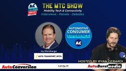 ATI Host Jay Wertzberger on the MTC Show