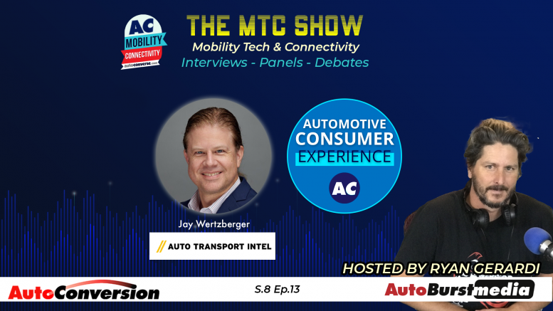 ATI Host Jay Wertzberger on the MTC Show