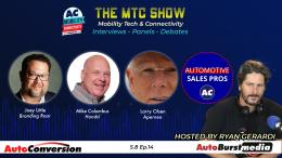 Automotive Sales Pros on the MTC Show