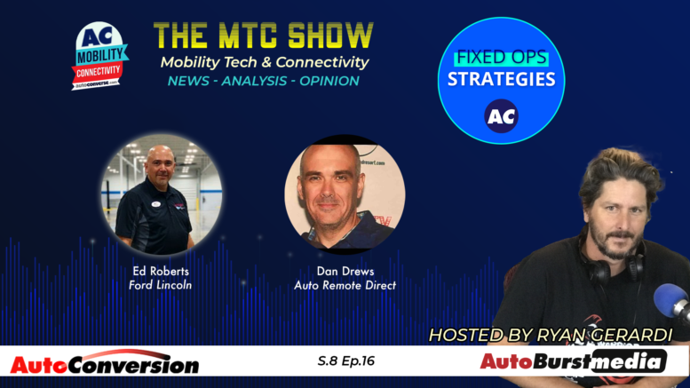 Ed Roberts on the Mobility Tech & Connectivity Show