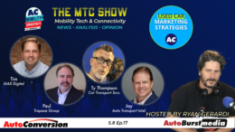 The Mobility Tech & Connectivity Show with Jay Wertzberger, Paul Comfort, Ty Thompson, Tim Scoutelas
