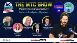 Mobility Tech & Connectivity Show with Ali Chapman, CarGurus