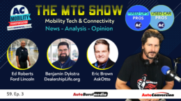 Benjamin Dykstra on the Mobility Tech & Connectivity Show