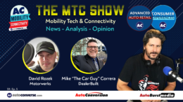 Mobility Tech & Connectivity Show w/ David Rozek and Mike Correra