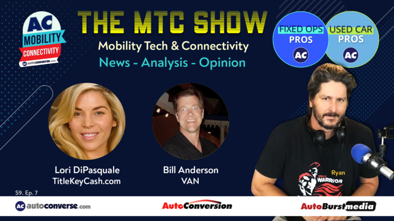 Mobility Tech & Connectivity Show w/ Lori DiPasquale
