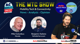Mobility Tech & Connectivity Show w/ Benjamin Dykstra and Mike Columbus