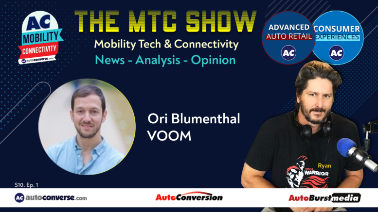 Ori Blumenthal on the Mobility Tech & Connectivity Show