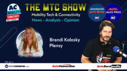 Brandi Kolosky on the Mobility Tech & Connectivity Show