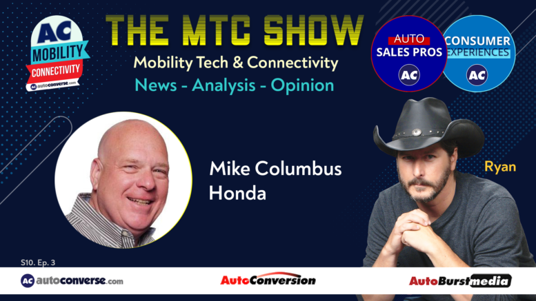 Mike Columbus on the Mobility Tech & Connectivity Show