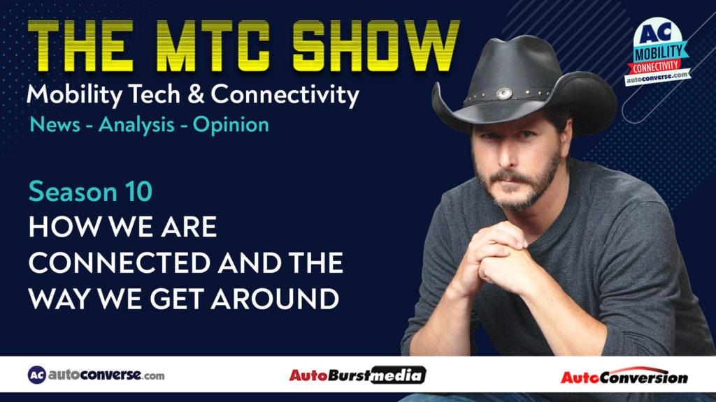 The Mobility Tech & Connectivity Show w/ Host Ryan Gerardi - Season 10