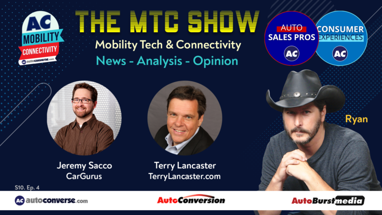 MTC Show w/ Ryan Gerardi and Special Guests Jeremy Sacco and Terry Lancaster