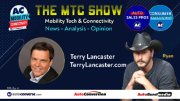 Terry Lancaster on the Mobility Tech & Connectivity Show w/ Ryan Gerardi
