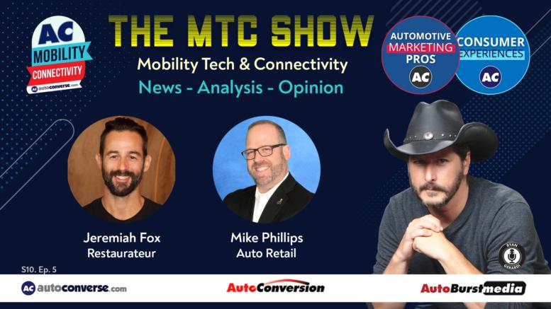 Jeremiah Fox & Mike Phillips on the MTC Show w/ Ryan Gerardi