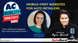 Lyamen Savy from 321 Ignition on the Mobility Tech & Connectivity Show