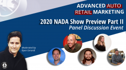 Final Preview of NADA Show 2020
