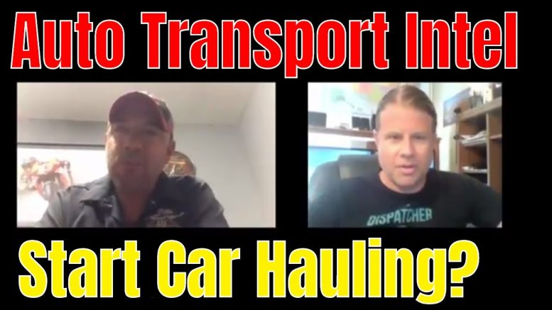 Learn Car Hauling On The Job While Making Money