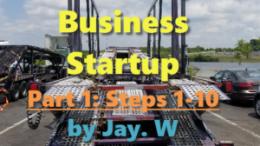 Auto Transport Business Startup