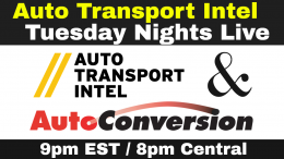 Ryan Gerardi from AutoConversion on Auto Transport Intel