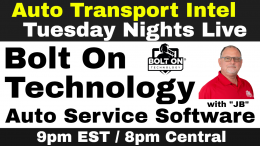 Bolt On Technology Auto Repair Digital Vehicle Inspection Car Software