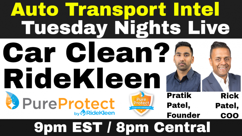 PureProtect by RideKleen: Vehicle Disinfect, Car Sanitizing & Cleaning