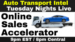 Online Car Sales Accelerator: Dealer Leads + Vehicle Shipping