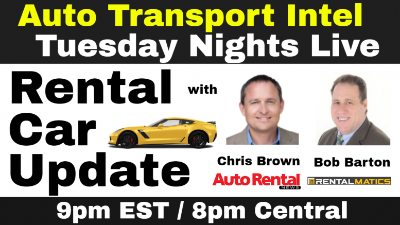 Rental Car Update: New, Used, Dealer Inventory, Auto Wholesale, Fleet