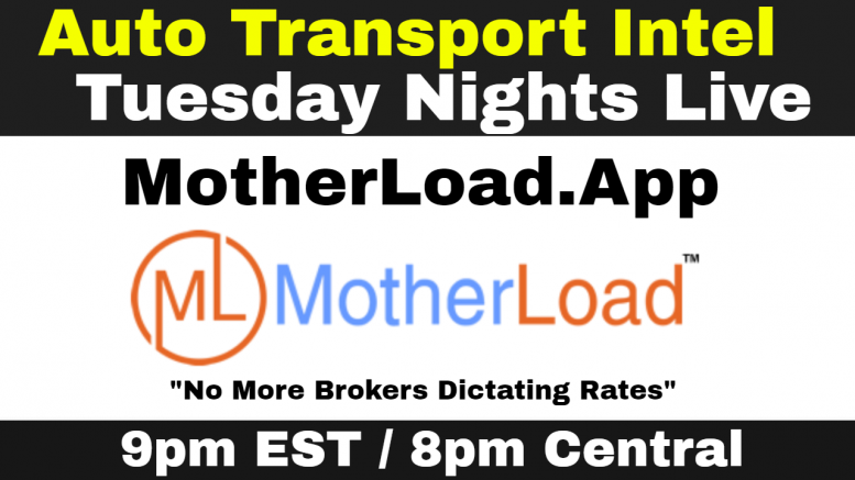 MotherLoad.App Load Board: Shippers Connect With Carriers No Brokers