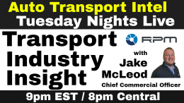 Car Shipping Business and Auto Transport Industry Insight with Jake of RPM